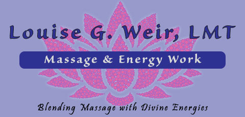 Louise G Weir, LMT Massage Therapist